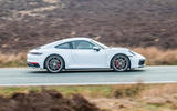 Porsche 911 Carrera S 2019 road test review - hero side