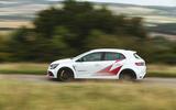 Renault Megane RS Trophy-R 2019 road test review - hero side