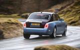 Rolls Royce Phantom 2018 review hero rear
