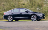 2 Skoda Octavia vRS TDI 2021 road test review hero side
