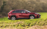 2 Suzuki Across 2021 road test review hero side