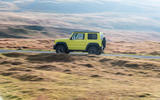 Suzuki Jimny 2018 road test review - hero side