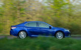 Toyota Camry 2019 review - hero side