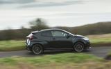 2 Toyota GR Yaris 2021 UK road test review hero side