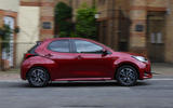 Toyota Yaris 2020 road test review - hero side