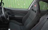 Toyota Yaris GRMN front seats