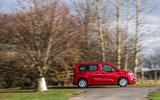 Vauxhall Combo Life 2018 road test review - hero side