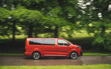 Vauxhall Vivaro Life 2019 road test review - hero side