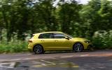 Volkswagen Golf 2020 road test review - hero side