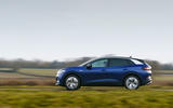 2 volkswagen id 4 2021 uk first drive review hero side
