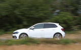 Volkswagen Polo GTI 2018 road test review hero side