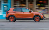 Volkswagen T-Cross 2019 review - hero side
