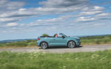 Volkswagen T-Roc Cabriolet 2020 road test review - hero side