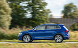 Volkswagen Tiguan R road test review - hero side