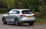 Volkswagen Touareg 2018 road test review hero rear