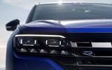 Volkswagen Touareg R road test review - headlights