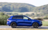Volkswagen Touareg R road test review - hero side