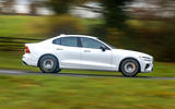 Volvo S60 Polestar Engineered 2020 road test review - hero side