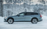 Volvo V60 Cross Country 2019 road test review - hero side