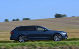 Volvo V90 T6 Recharge PHEV 2020 road test review - hero side
