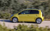 Volkswagen e-Up 2020 road test review - hero side