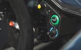 Ariel Atom 4 2019 road test review - start button