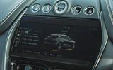 Aston Martin DBX 2020 road test review - drive modes