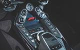 20 Aston Martin Vantage F1 2021 RT centre console