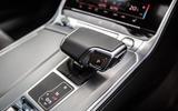 Audi A6 Avant 2018 road test review - centre console
