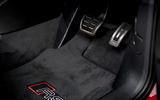 Audi RS Q3 2020 road test review - pedals