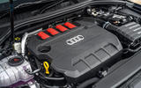 Audi S3 Sportback 2020 road test review - engine