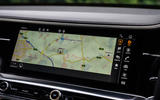 Bentley Flying Spur 2020 road test review - navigation