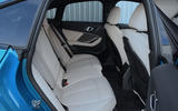 BMW 2 Series Gran Coupe 2020 road test review - rear seats