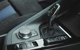 BMW X2 M35i 2019 road test review - centre console