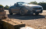 BMW Z4 2018 review - static front