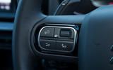Citroen C5 Aircross 2019 road test review - steering wheel controls