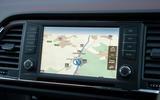 Cupra Ateca 2019 road test review - infotainment