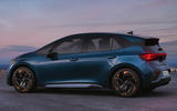 20 Cupra Born 2021 first drive review static rear