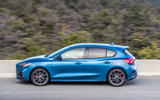 Ford Focus ST 2019 review - on the road side