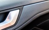 Ford Focus ST-line X 2019 road test review - interior trim