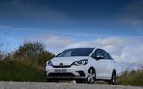Honda Jazz 2020 road test review - static