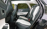 Jaguar XF Sportbrake 2019 road test review - rear seats
