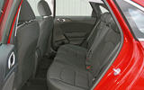 Kia Ceed 2018 road test review rear seats