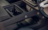 Land Rover Defender 2020 road test review - grab handle