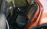 Land Rover Discovery Sport 2020 road test review - rear seats