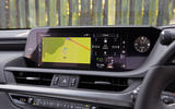 Lexus ES 2019 road test review - infotainment
