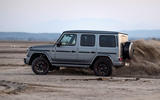 Mercedes-AMG G63 2018 review san side