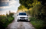 Mercedes-AMG GLC 43 road test review - on the road dust