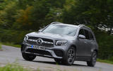 Mercedes-Benz GLB 2020 road test review - on the road front