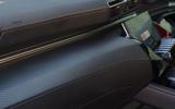Peugeot 508 2018 road test review - interior trim